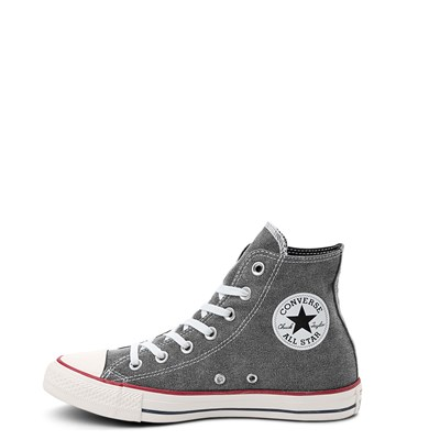 Alternate view of Converse Chuck Taylor All Star Hi Washed Denim Sneaker