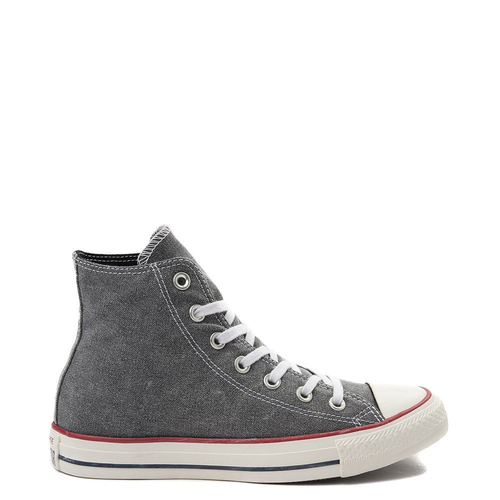 Converse Chuck Taylor All Star Hi Washed Denim Sneaker