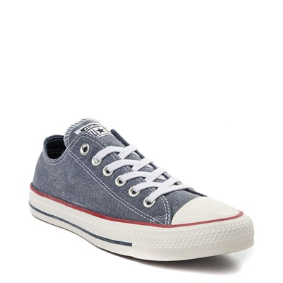 Alternate view of Converse Chuck Taylor All Star Lo Washed Denim Sneaker