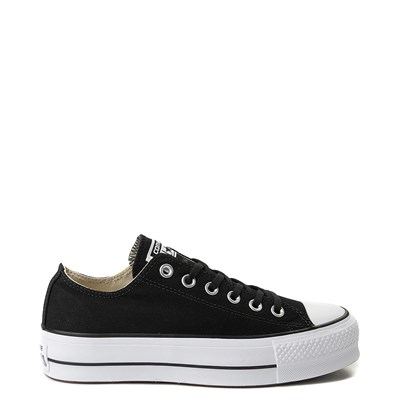 Main view of Womens Converse Chuck Taylor All Star Lo Clean Lift