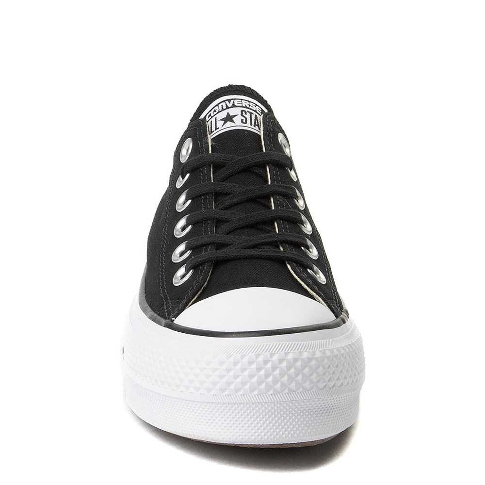 446064eb1aad Womens Converse Chuck Taylor All Star Lo Clean Lift