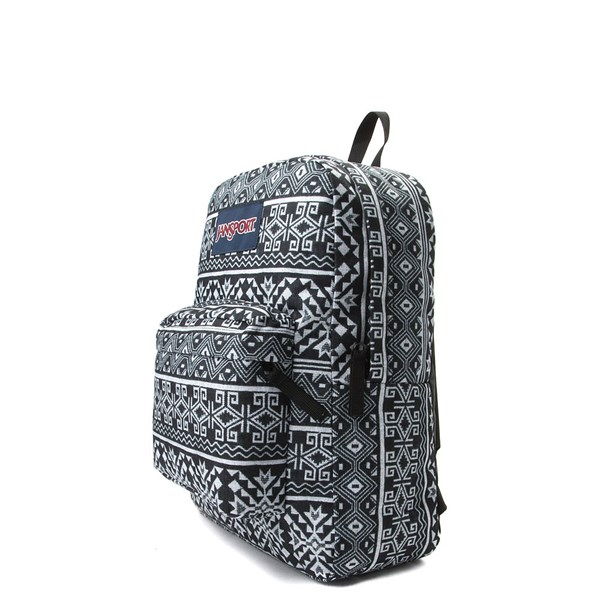 alternate image alternate view JanSport Superbreak Peruvian Stripe BackpackALT2