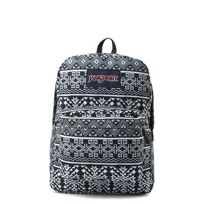 Main view of JanSport Superbreak Peruvian Stripe Backpack