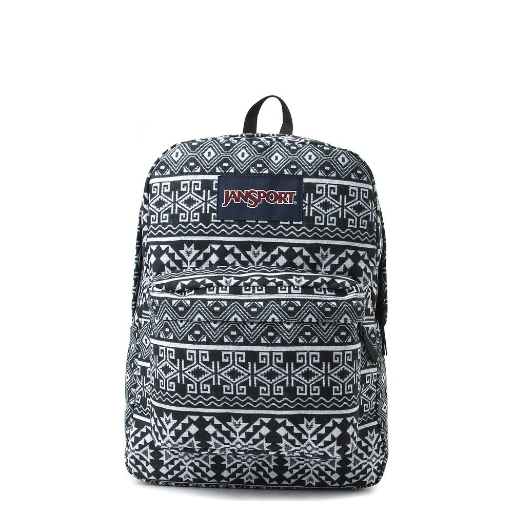 JanSport Superbreak Peruvian Stripe Backpack