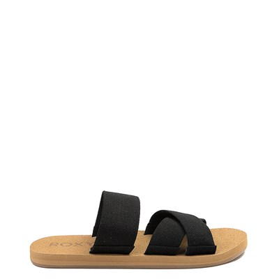 Main view of Womens Roxy Shoreside Slide Sandal