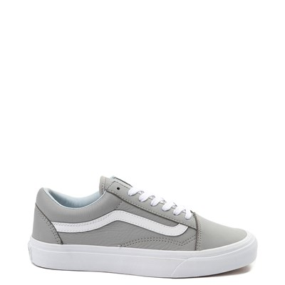 Main view of Vans Old Skool Leather Skate Shoe
