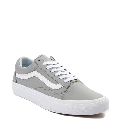 Alternate view of Vans Old Skool Leather Skate Shoe