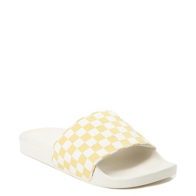 Alternate view of Womens Vans Slide On Chex Sandal