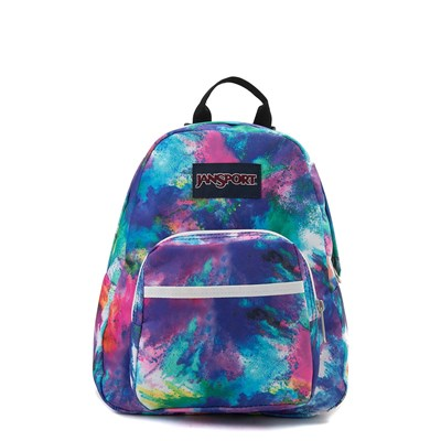 Main view of JanSport Half Pint Tie Dye Mini Backpack
