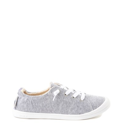 Main view of Womens Roxy Bayshore Casual Shoe - Grey