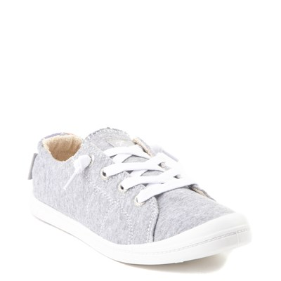 Alternate view of Womens Roxy Bayshore Casual Shoe - Grey