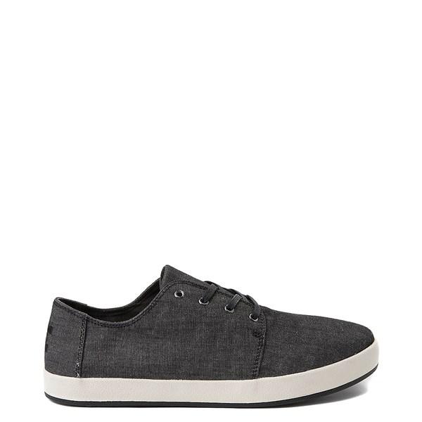 Mens TOMS Payton Casual Shoe - Black
