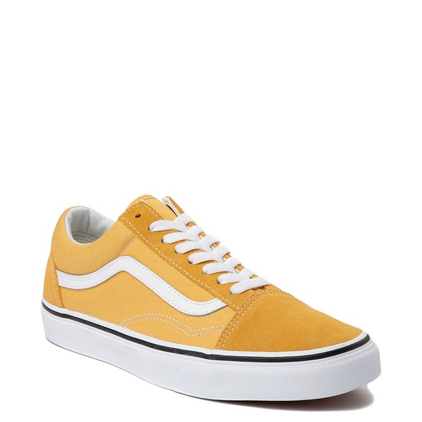 alternate image alternate view Vans Old Skool Skate Shoe - YellowALT1