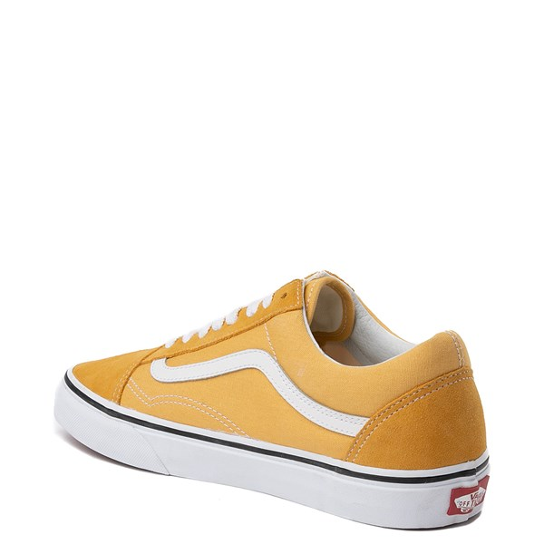 alternate image alternate view Vans Old Skool Skate Shoe - YellowALT2