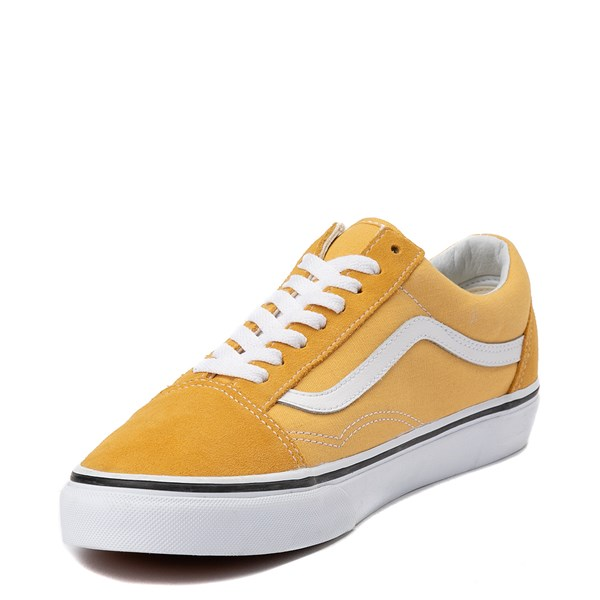 alternate image alternate view Vans Old Skool Skate Shoe - YellowALT3