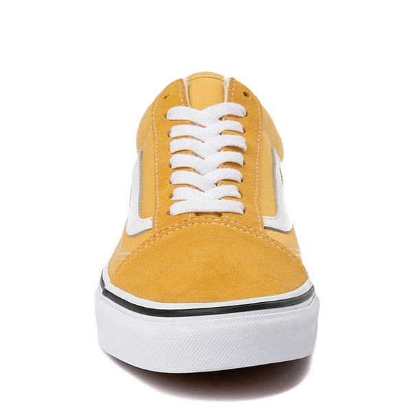 alternate image alternate view Vans Old Skool Skate Shoe - YellowALT4