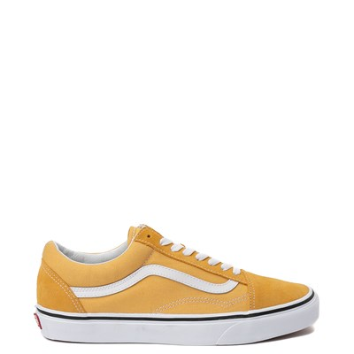 Main view of Vans Old Skool Skate Shoe - Yellow