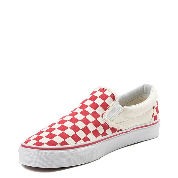 alternate image alternate view Vans Slip On Chex Skate ShoeALT3