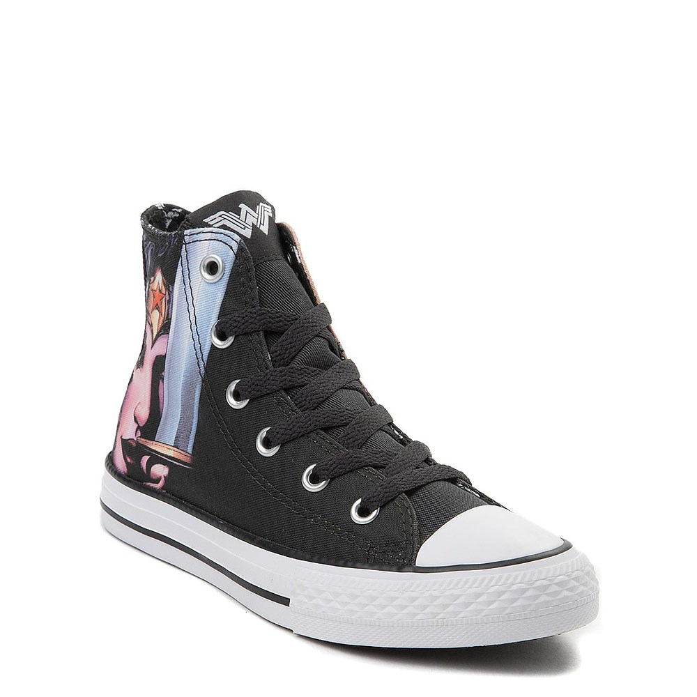 0edabe8356bb Converse Chuck Taylor All Star Hi DC Comics Wonder Woman Sneaker ...