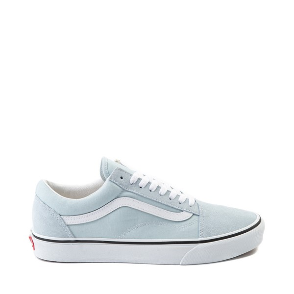 Main view of Vans Old Skool Skate Shoe - Baby Blue