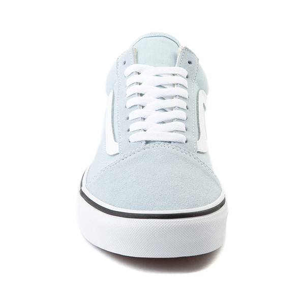 alternate image alternate view Vans Old Skool Skate Shoe - Baby BlueALT4