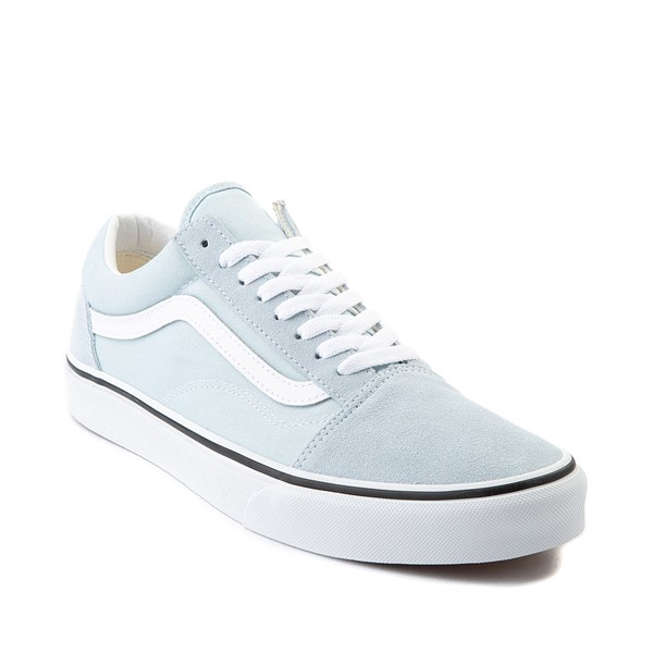 alternate image alternate view Vans Old Skool Skate Shoe - Baby BlueALT5