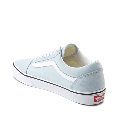 Alternate view of Vans Old Skool Skate Shoe - Baby Blue