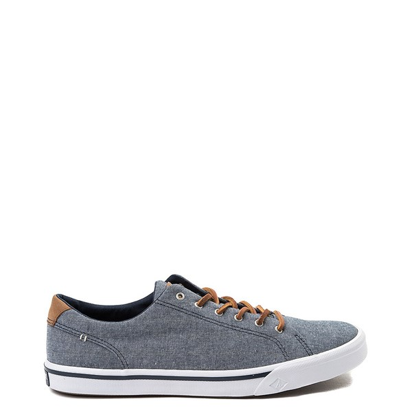 Main view of Mens Sperry Top-Sider Striper Casual Shoe - Navy