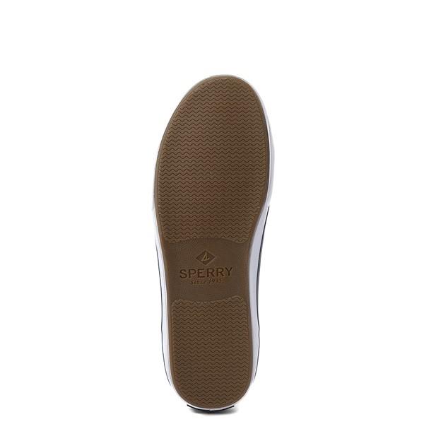 alternate view Mens Sperry Top-Sider Striper Casual Shoe - WhiteALT3