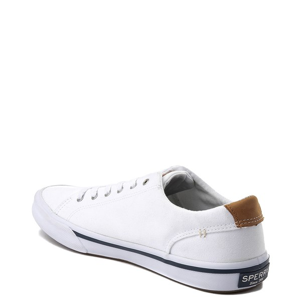 alternate image alternate view Mens Sperry Top-Sider Striper Casual Shoe - WhiteALT2