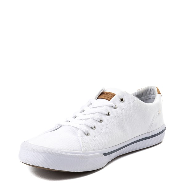 alternate image alternate view Mens Sperry Top-Sider Striper Casual Shoe - WhiteALT3