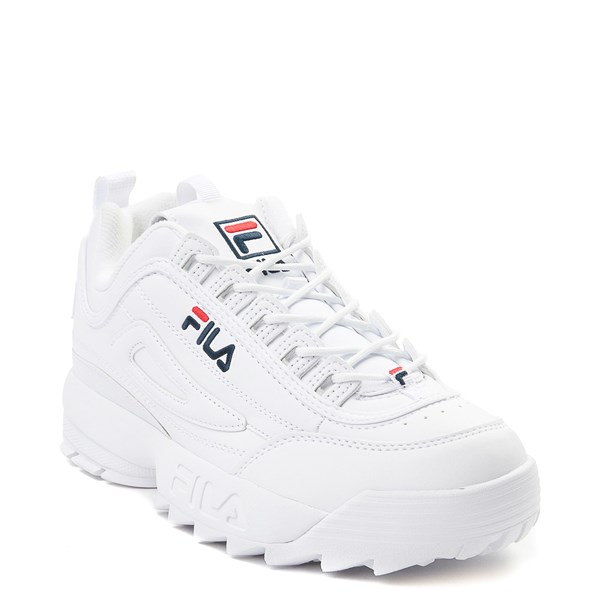 alternate image alternate view Womens Fila Disruptor 2 Premium Athletic Shoe - WhiteALT1