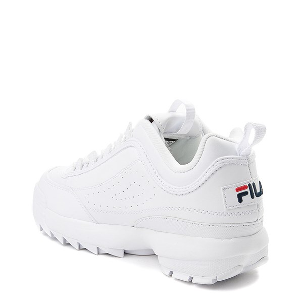alternate image alternate view Womens Fila Disruptor 2 Premium Athletic Shoe - WhiteALT2