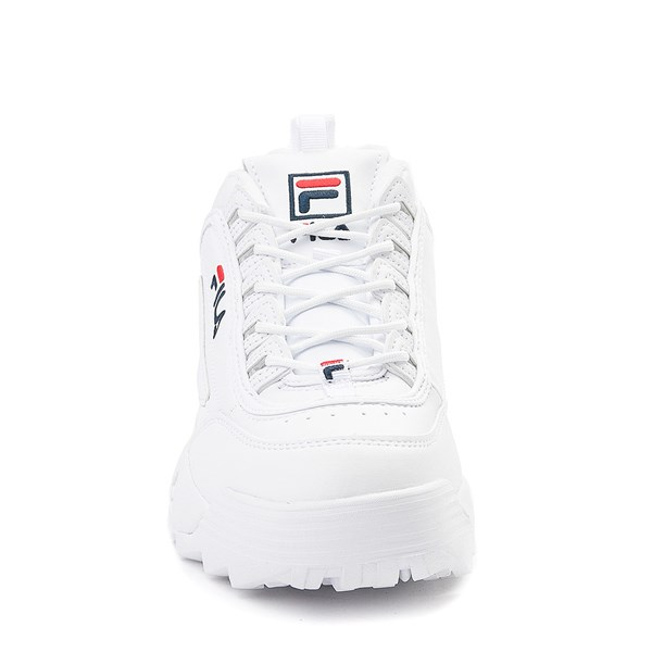 alternate image alternate view Womens Fila Disruptor 2 Premium Athletic Shoe - WhiteALT4