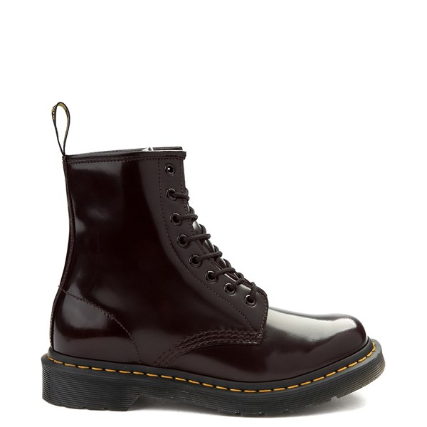 Womens Dr. Martens 1460 8-Eye Boot - Cherry Red
