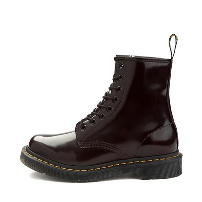 Alternate view of Womens Dr. Martens 1460 8-Eye Boot - Cherry Red