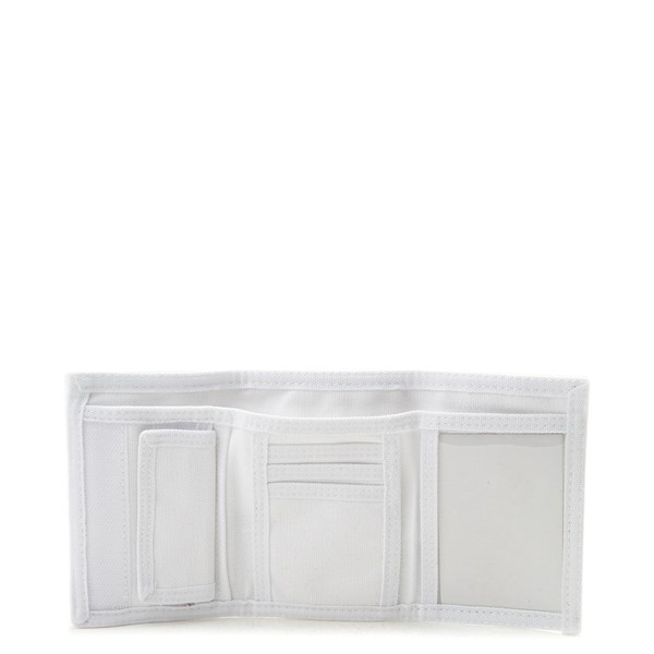 alternate image alternate view Vans Slipped Tri-Fold Checkerboard Wallet - Black / WhiteALT1