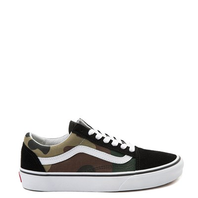 Main view of Vans Old Skool Camo Skate Shoe