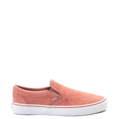 Main view of Vans Scotchgard Slip On Suede Skate Shoe