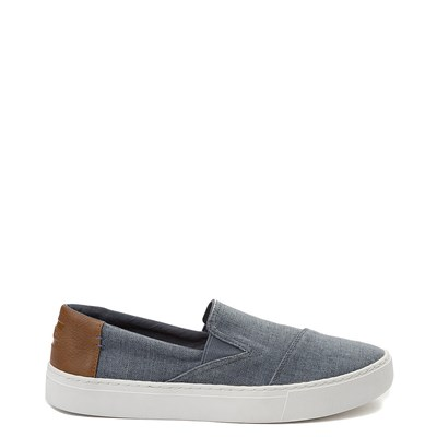 Main view of Mens TOMS Luca Slip On Casual Shoe