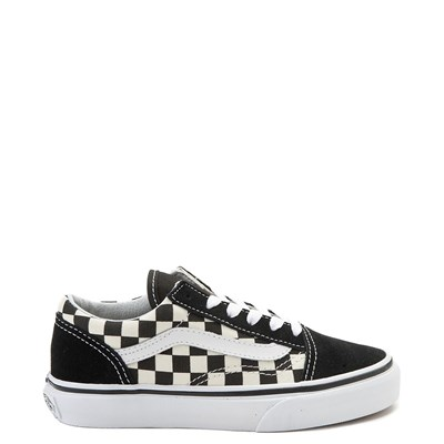 Main view of Vans Old Skool Chex Skate Shoe - Little Kid / Big Kid