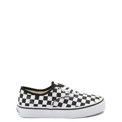Main view of Vans Authentic Chex Skate Shoe - Little Kid / Big Kid