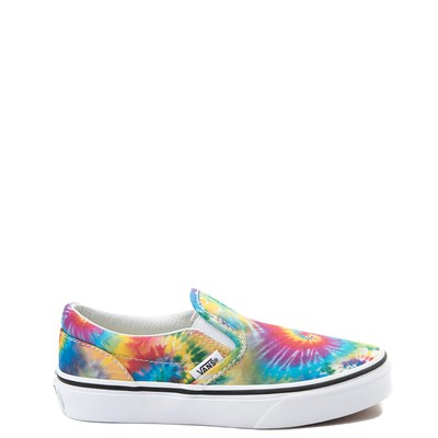 Main view of Vans Slip On Tie Dye Skate Shoe - Little Kid / Big Kid