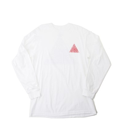 Main view of Mens Vans Hypnotics Long Sleeve Tee