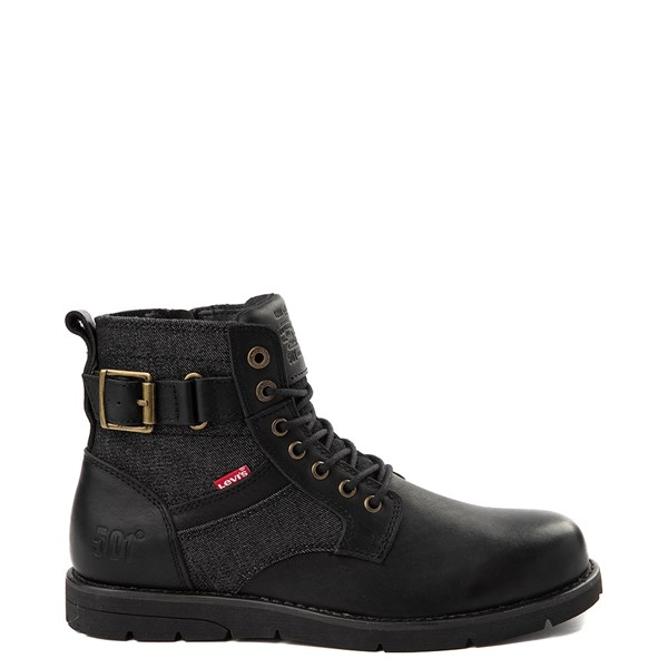 Mens Levi's 501® Cobalt Boot - Black