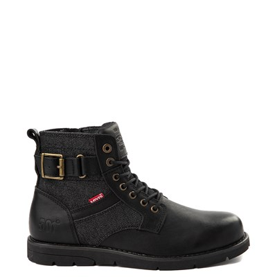 Main view of Mens Levi's 501® Cobalt Boot - Black