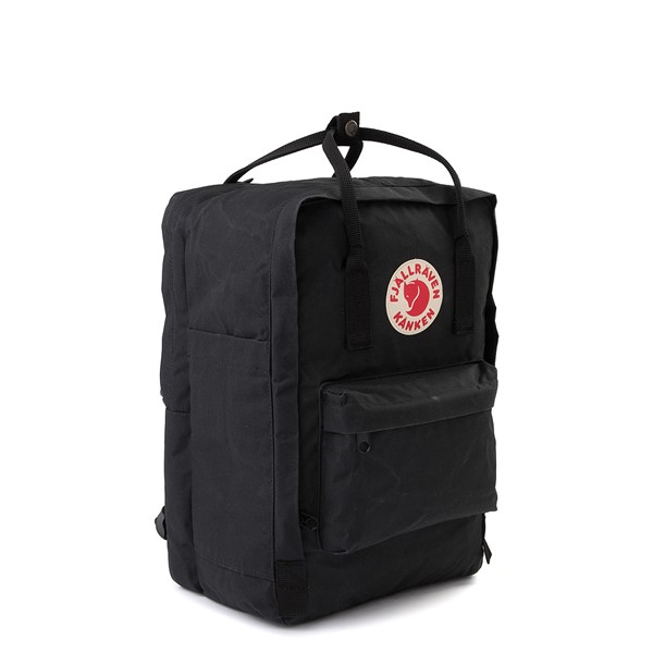 "alternate image alternate view Fjallraven Kanken 15"" Laptop Backpack - BlackALT14B"