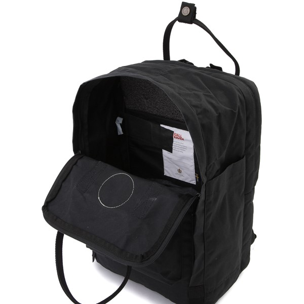 "alternate image alternate view Fjallraven Kanken 15"" Laptop Backpack - BlackALT3"
