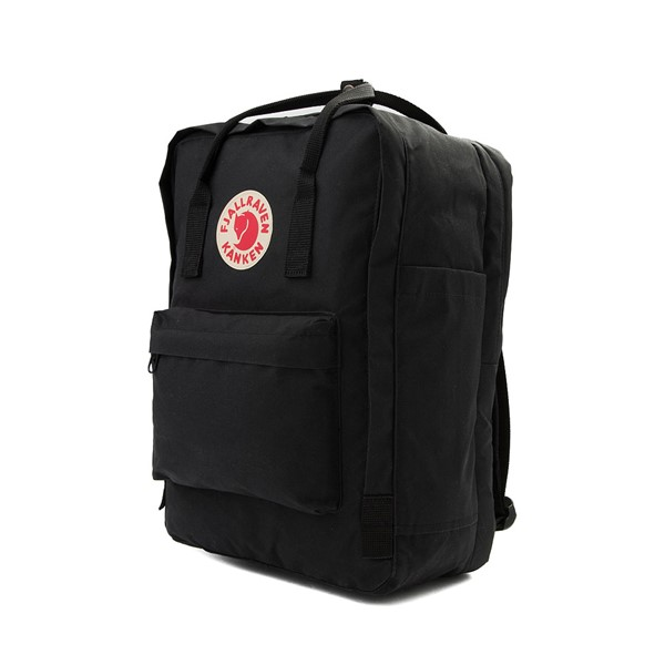 "alternate image alternate view Fjallraven Kanken 15"" Laptop Backpack - BlackALT4"
