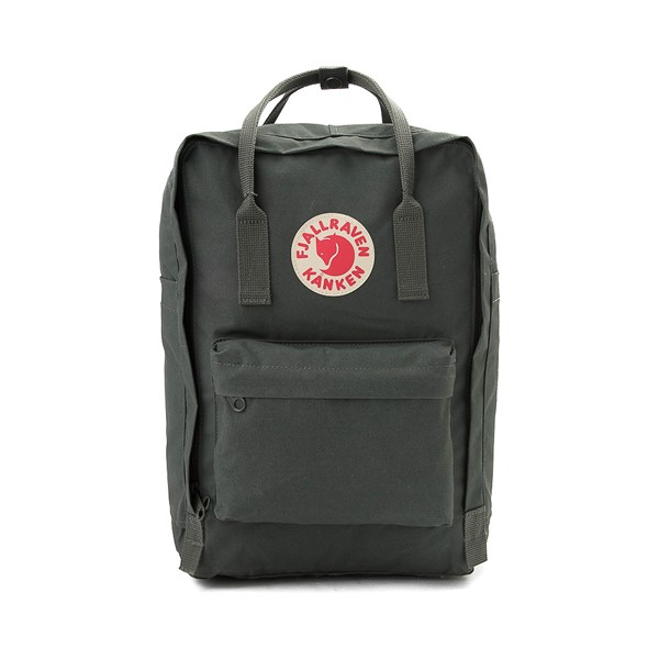 "Main view of Fjallraven Kanken 15"" Laptop Backpack - Forest Green"